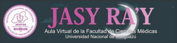 Logo of Jasy Ra'y - Campus Virtual Facultad de Ciencias Medicas